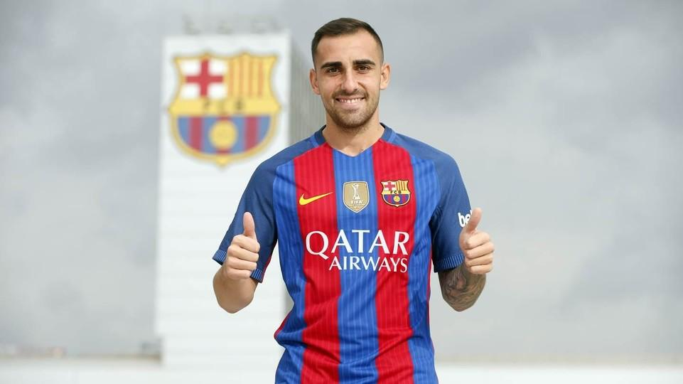 Barca Sign €30m Alcacer From Valencia, Impose €100m Release Clause