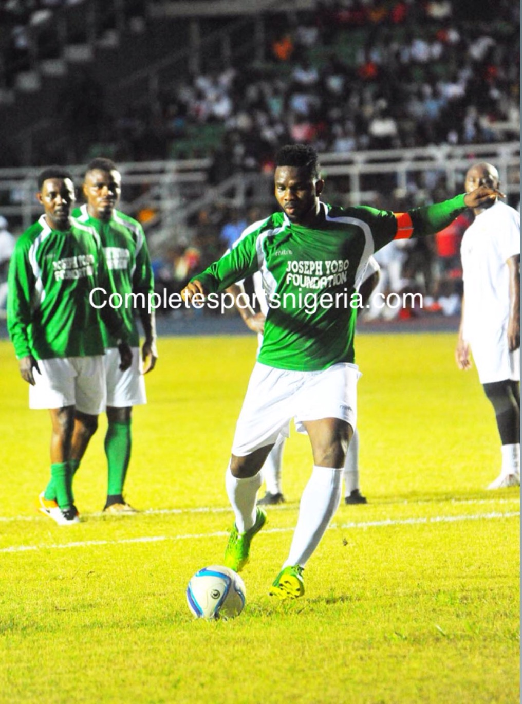 EXCLUSIVE: Why Yobo Joined Kano Pillars