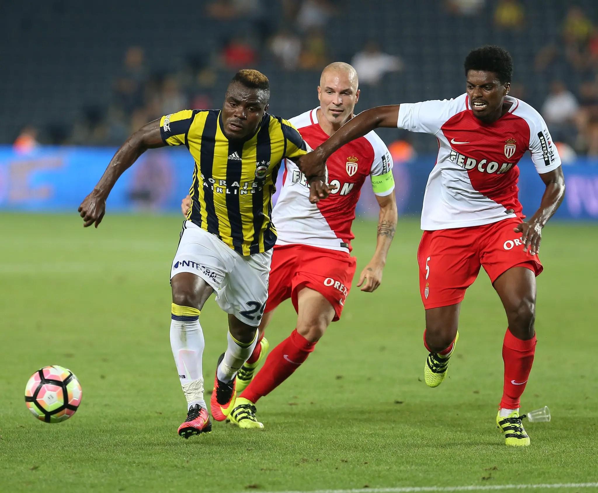 Europa: Emenike, Van Persie Face Man United; Ogu's Hapoel Draw Southampton