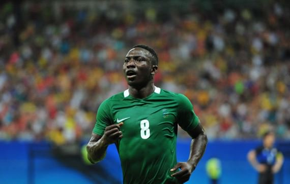 Etebo Eyes Rio 2016 Gold, Reveals Admiration For Rooney
