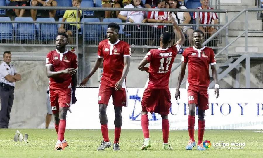Obaroakpo Targets NPFL All-Stars Win Against Atletico