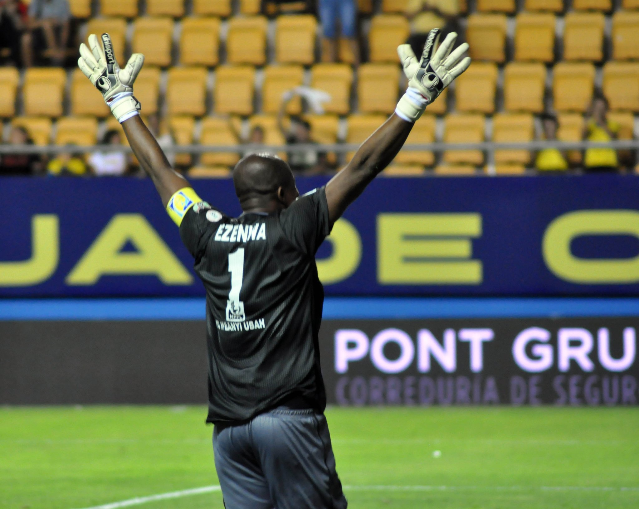 Ezenwa: IfeanyiUbah Must Beat Wikki To Stay In Title Race