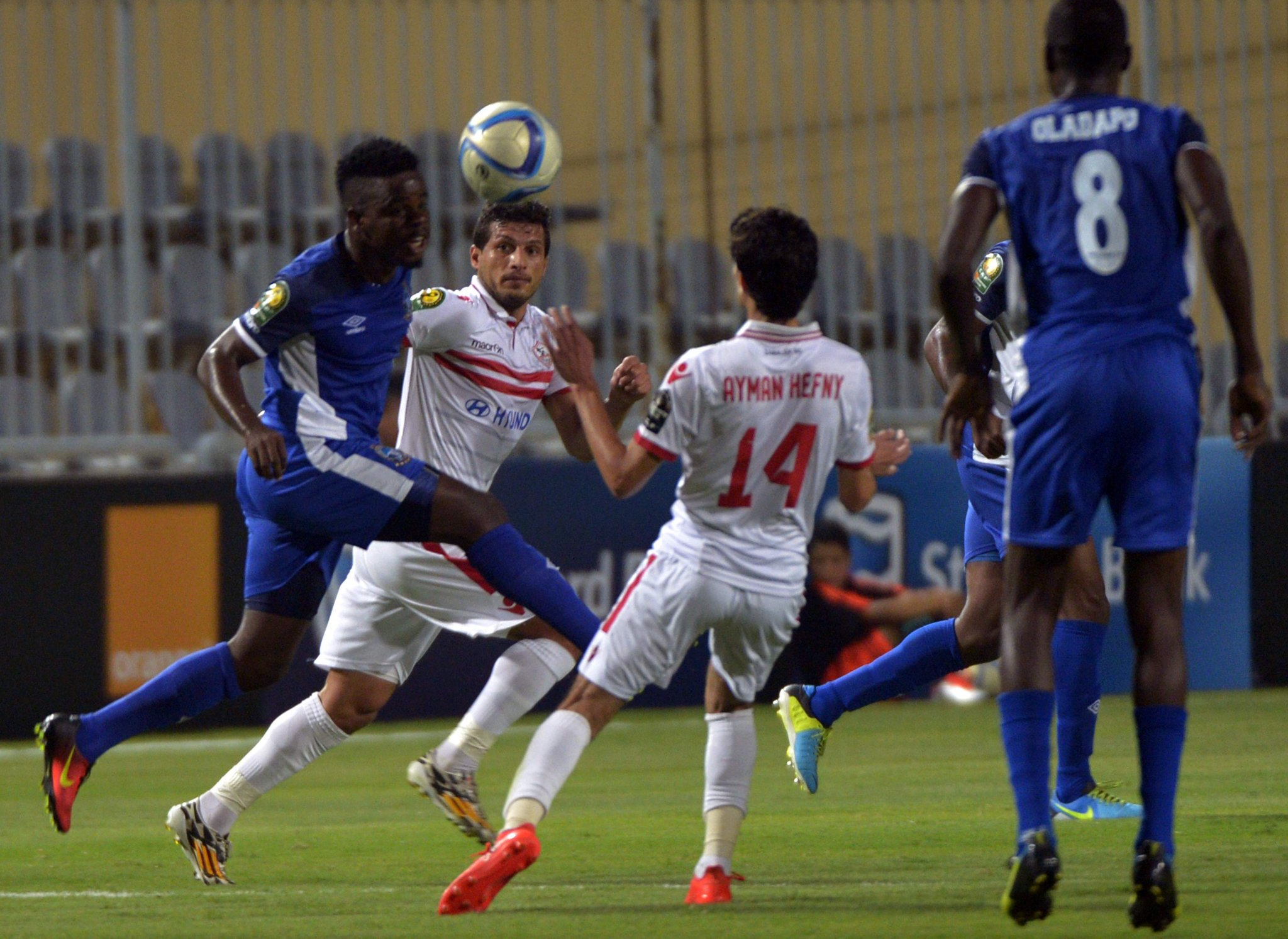 How Zamalek Knocked Enyimba Out Of CAF Champions League