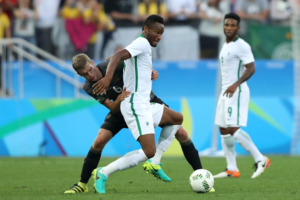 Rohr: Mikel Is A Natural Leader, Exceptional Captain