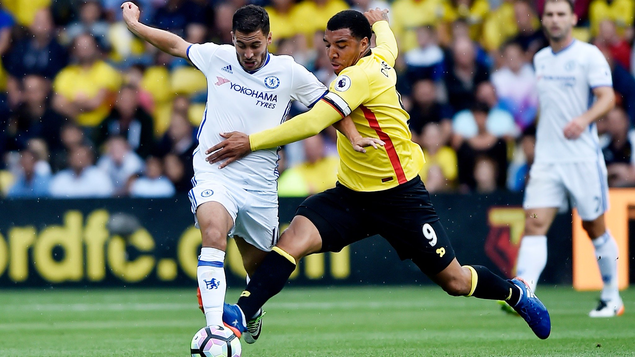 Ighalo, Moses In Action As Chelsea Outscore Watford