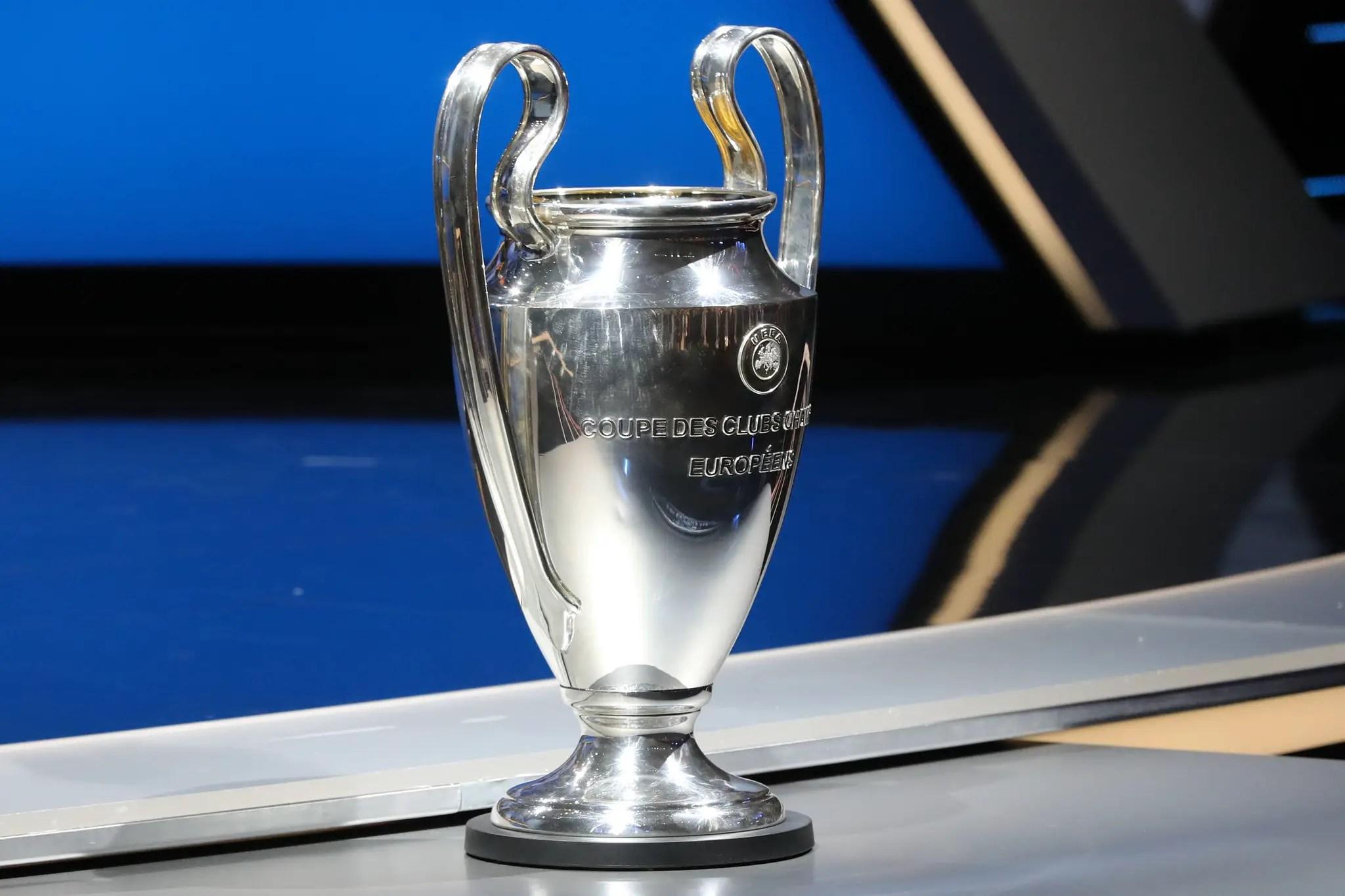 EPL, La Liga, Serie A, Bundesliga To Get Four Guaranteed UCL Slots