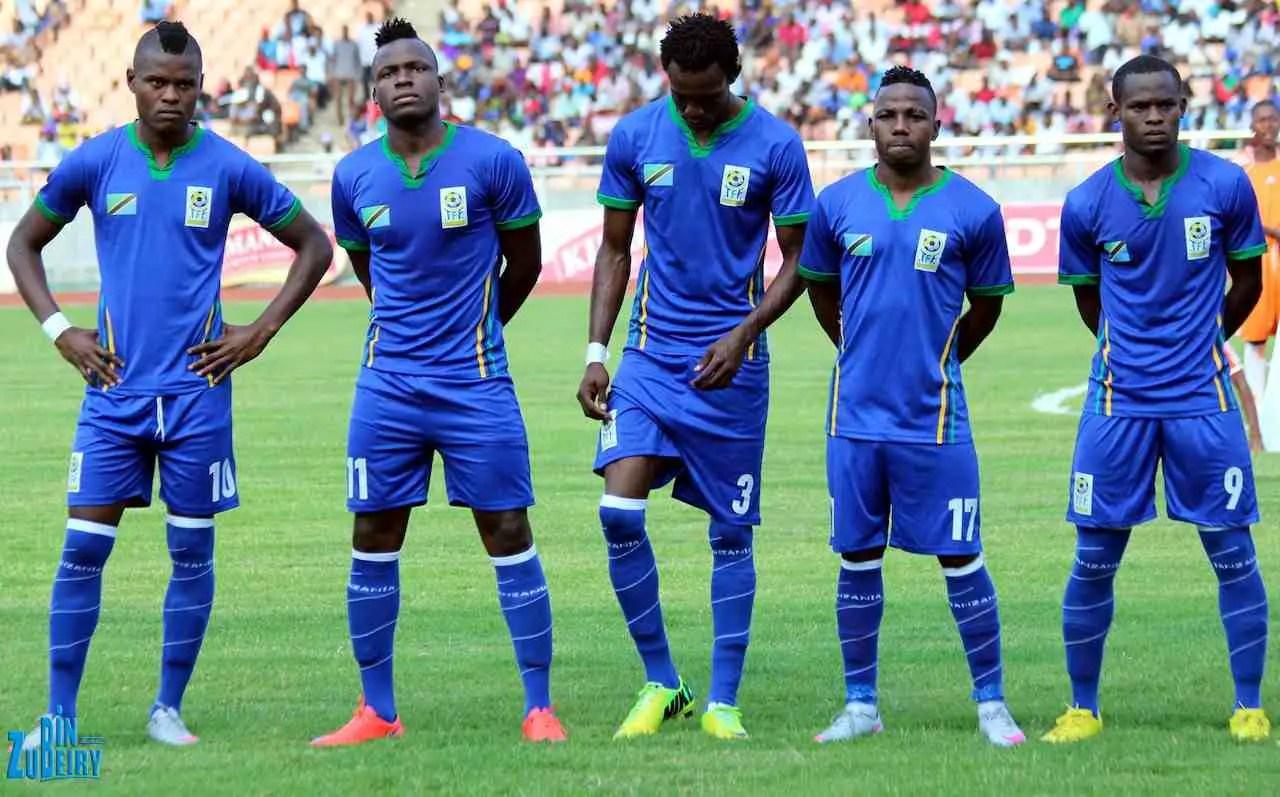 Tanzania Release 20-Man Squad For Super Eagles Clash