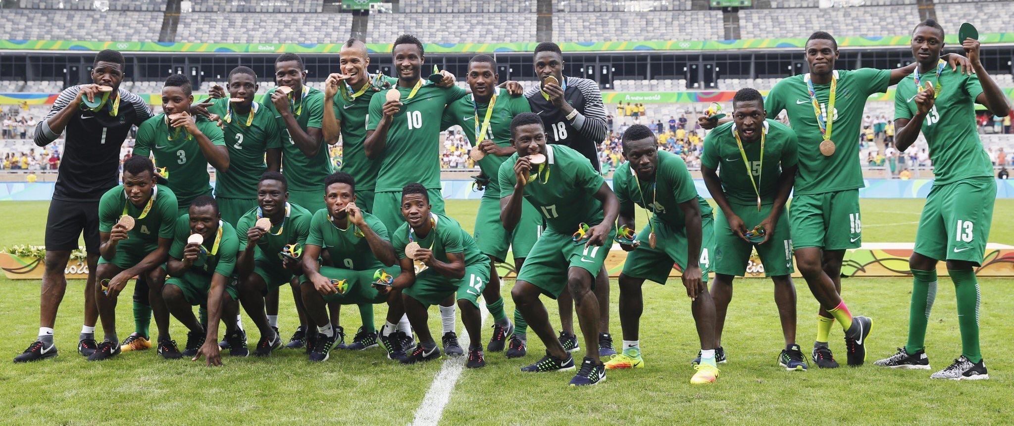 Odegbami: Honour Nigerian Olympians And Rekindle The Lost Spirit Of The Olympics!