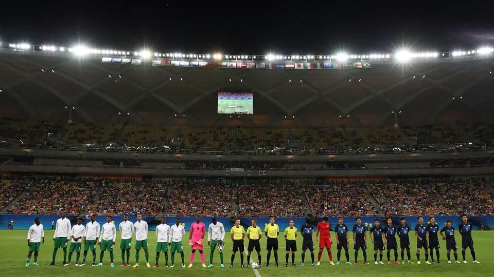 Mohammed: We Showed True Nigerian Spirit Against Japan