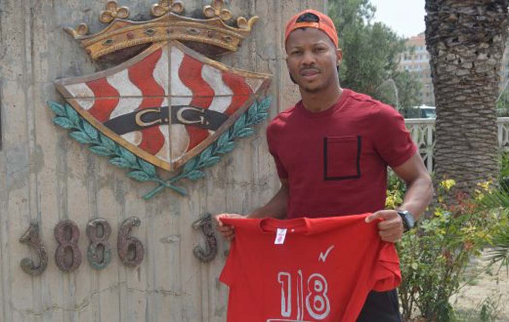 Ike Uche Joins Second Division Gimnastic