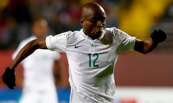 Slovenian Club Invite Eaglets Star Chukwudi For Trials