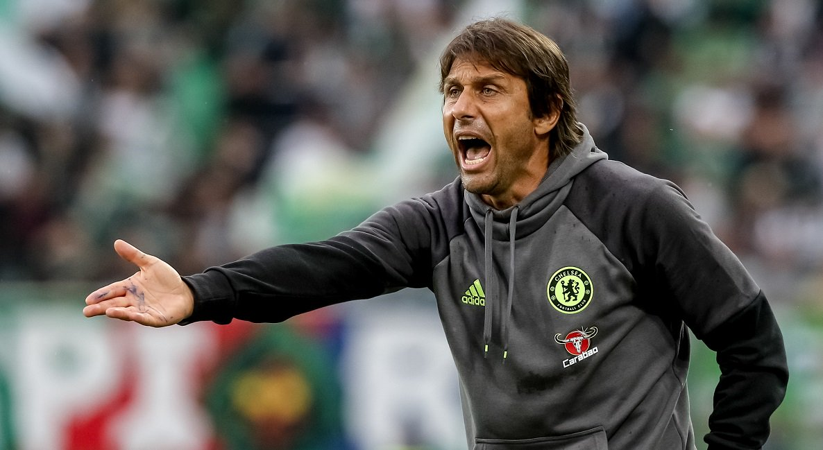 Conte Not Concerned About Manchester Derby, Wants Luiz To Improve