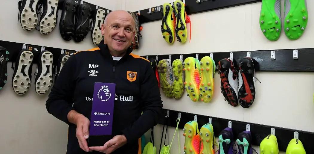 Hull's Phelan Beats Jose, Pep To EPL Manager Award