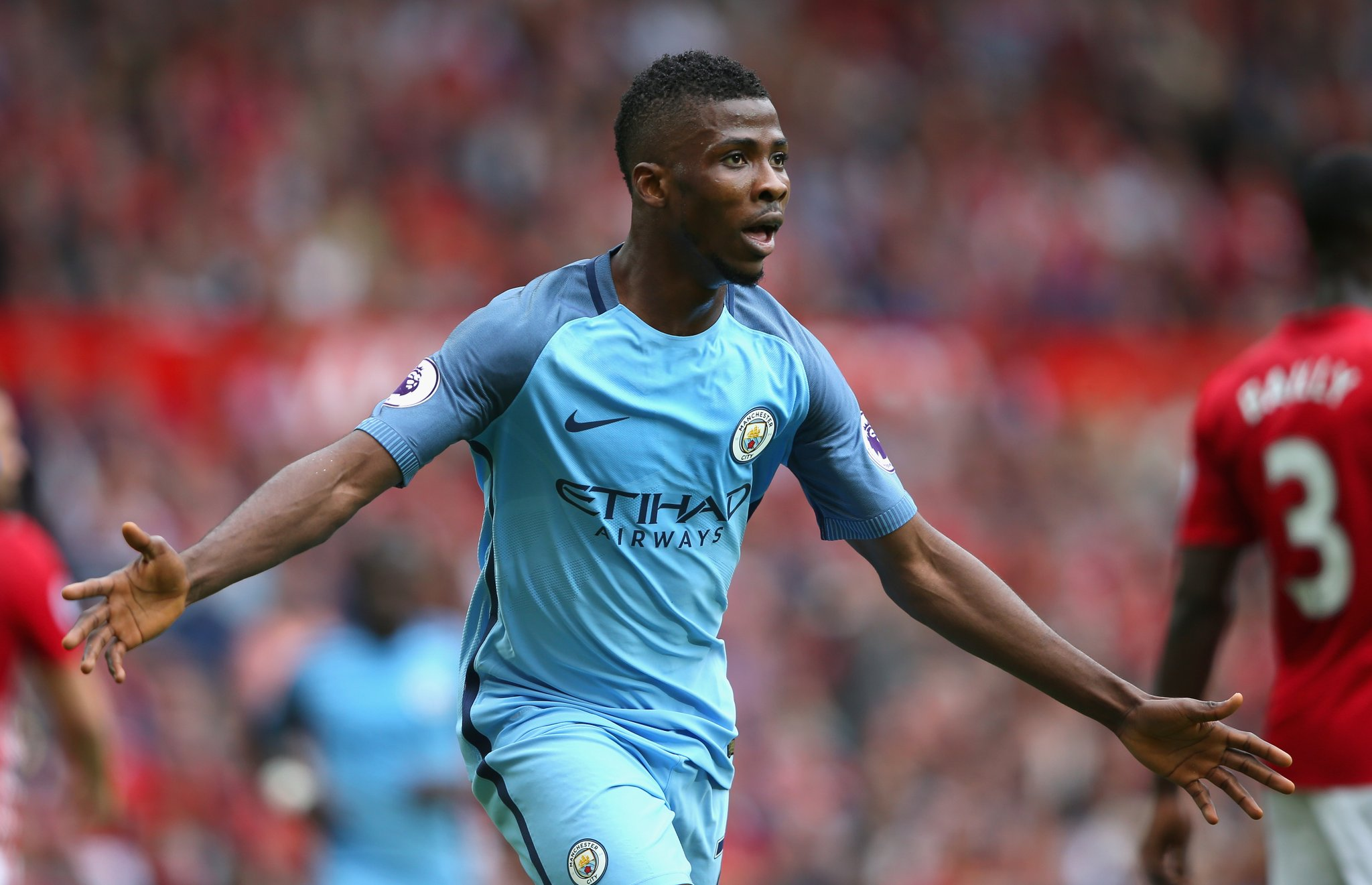 Spanish Media Rate Iheanacho High After Manchester Derby