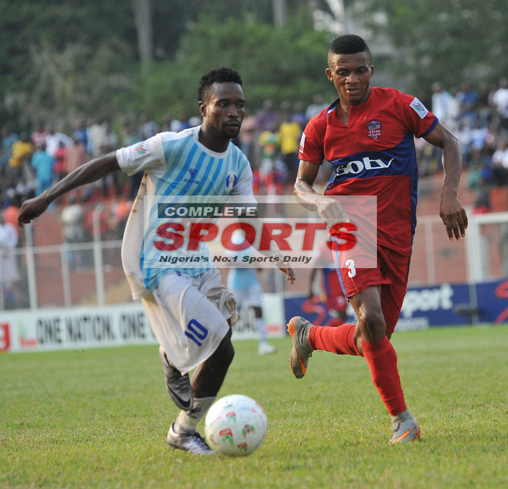 NPFL: 3SC, Ambitious Rangers Light Up Ibadan; MFM Battle For Survival