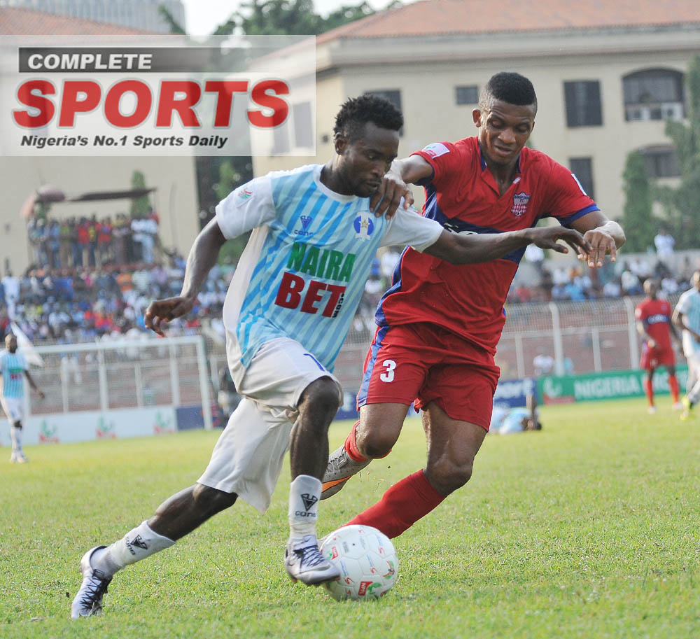 Ajani: 3SC Will Beat Rangers, Escape Relegation