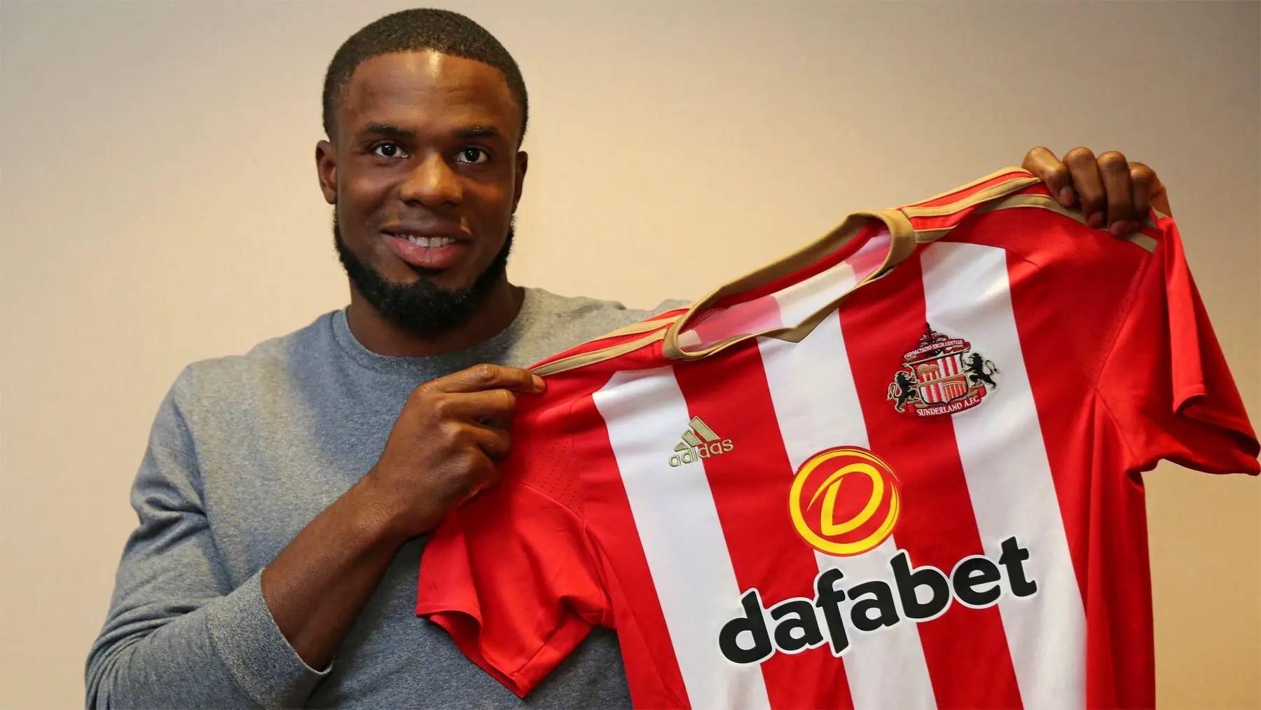 Happy Anichebe Seals One-Year Sunderland Deal