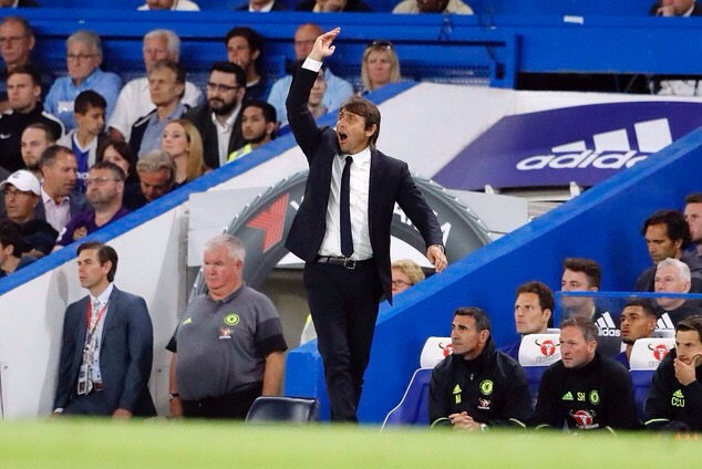 Conte Expects Tough Chelsea, Liverpool Clash