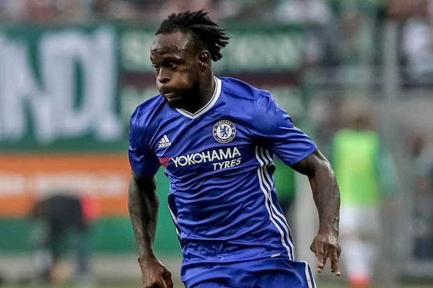 Moses: How Stoke Stopped Me From EPL Medal