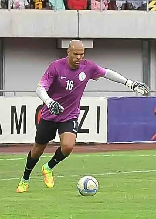 Ikeme In injury Scare Ahead Of Algeria Clash