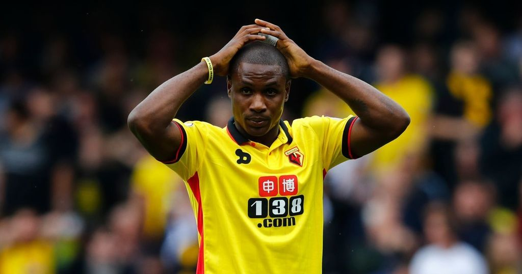 Mazzari: Ighalo's Goals Will Soon Come, I Believe In Him
