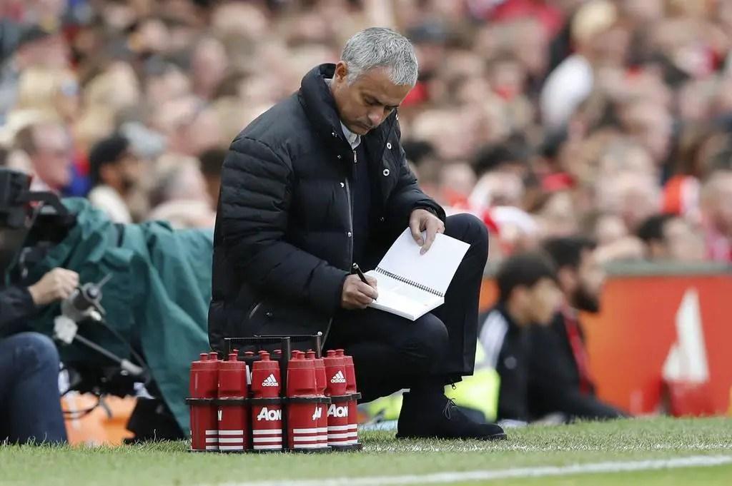 Mourinho Ready For Anfield Negativity, Backs Rooney; Welcomes Back Shaw, Mkhitaryan