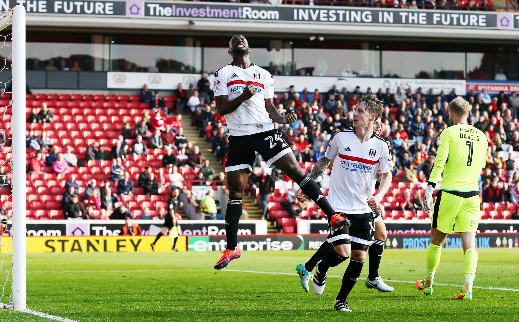 Aluko Ends Eight-Match Goal Drought As Fulham Win