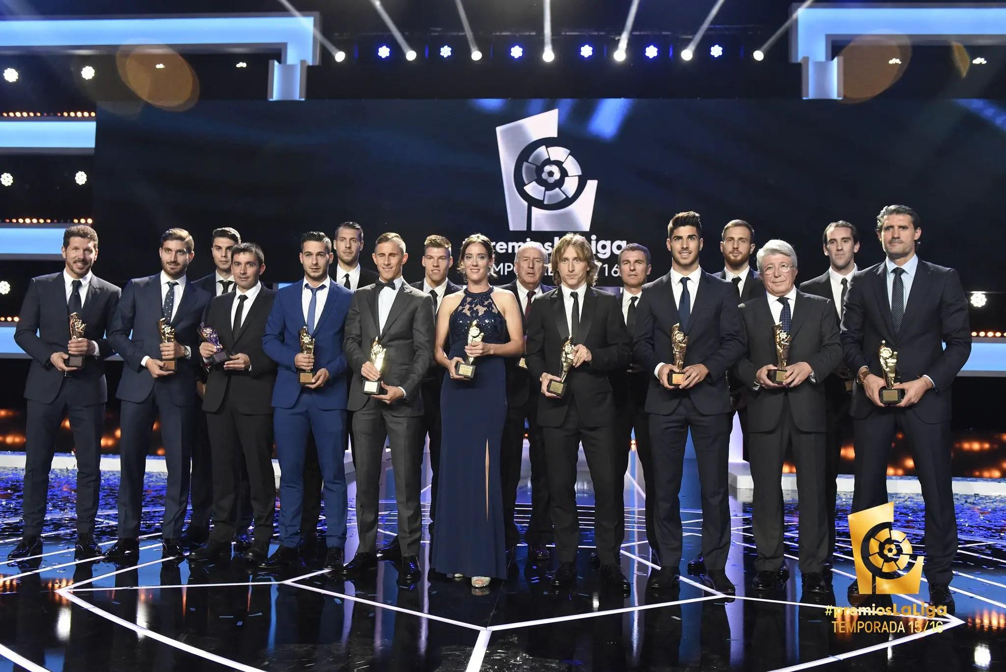 Messi, Griezmann, Suarez, Modric Win LaLiga Awards; Ronaldo Snubbed