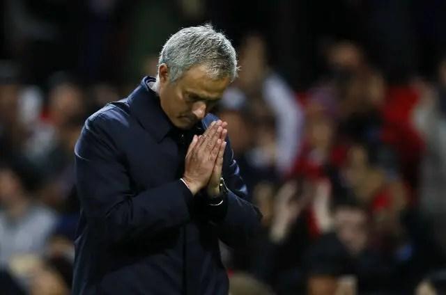 Mourinho: Burnley Can Shock Man United