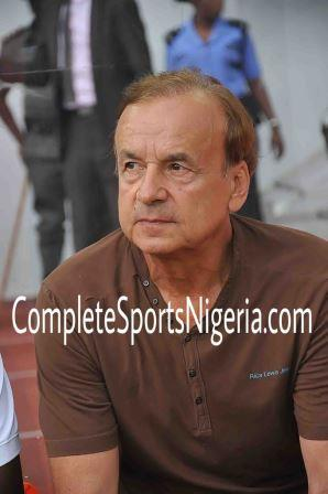 INTERVIEW Rohr: No Special Plans For Mahrez; Eagles Have Iwobi, Iheanacho