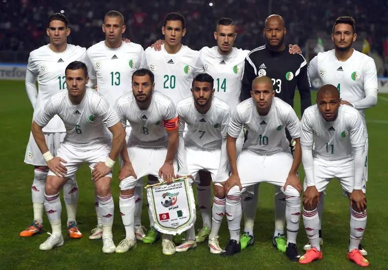 Algeria Likely Play Ghana Friendly Ahead Nigeria Clash