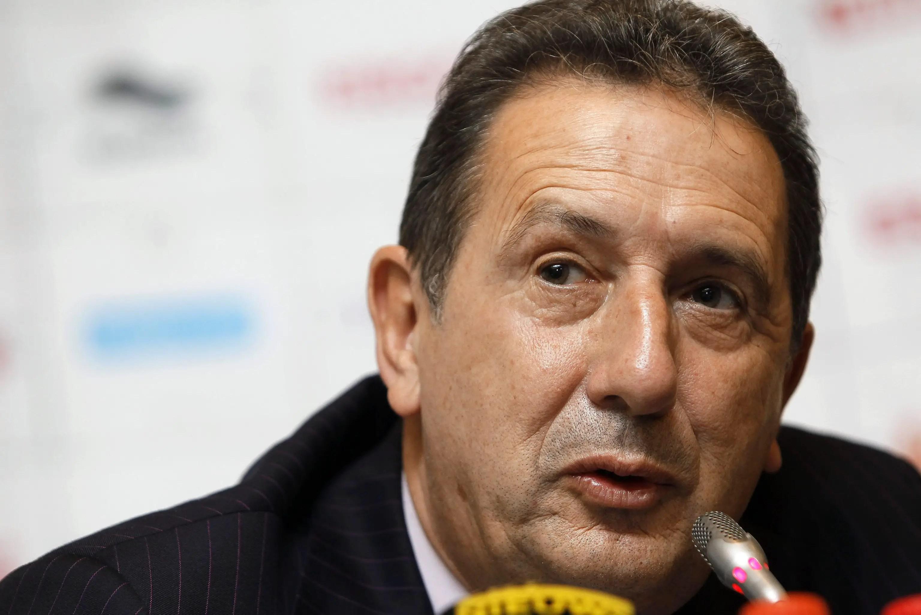AFCON 2017: Algeria Coach Leekens Resigns