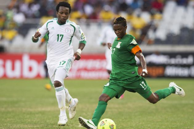 ZAMBIA 5-6 NIGERIA: Chipolopolo, Super Eagles Almost Level In Past Meetings