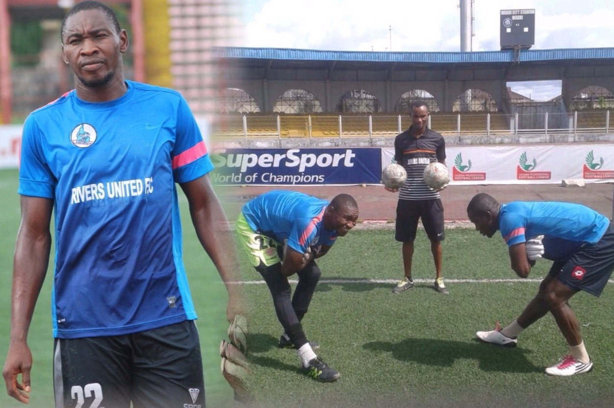 Rotimi Is Rivers United Season's MVP, Captain Austin The Most Disciplined