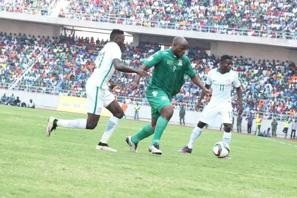 Ndola Report Card: How Super Eagles Rated Vs Zambia