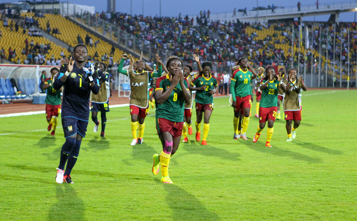 Cameroon Overpower Ghana To Reach AWCON Final