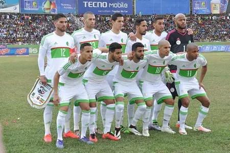 Algeria To Land In Uyo Thursday For Super Eagles Clash