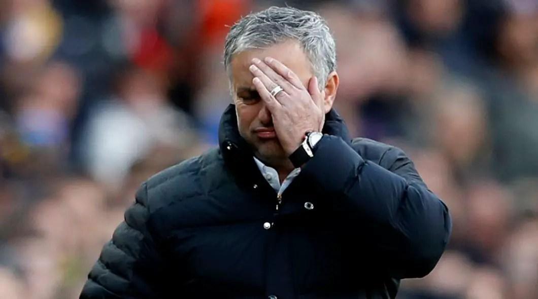 "Mourinho: Arsenal Lucky Vs ""Phenomenal"" Man United"