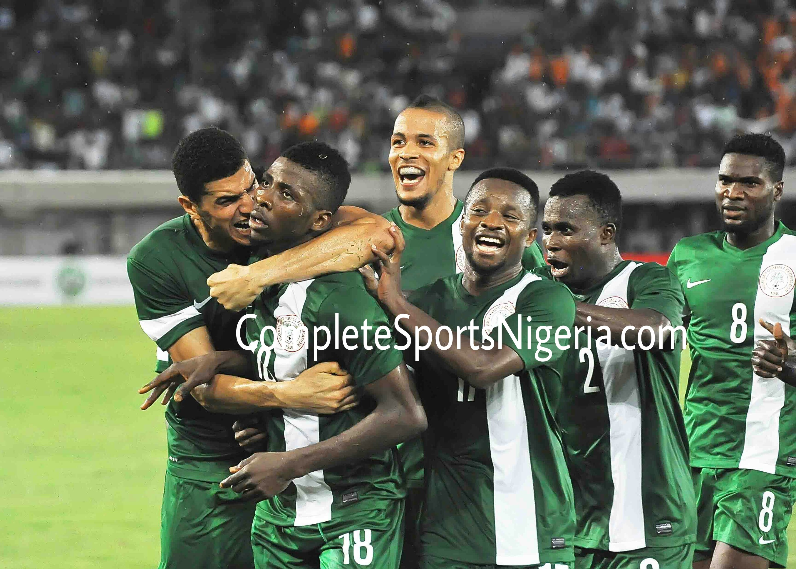 Super Eagles Rise 10 Places In FIFA Rankings