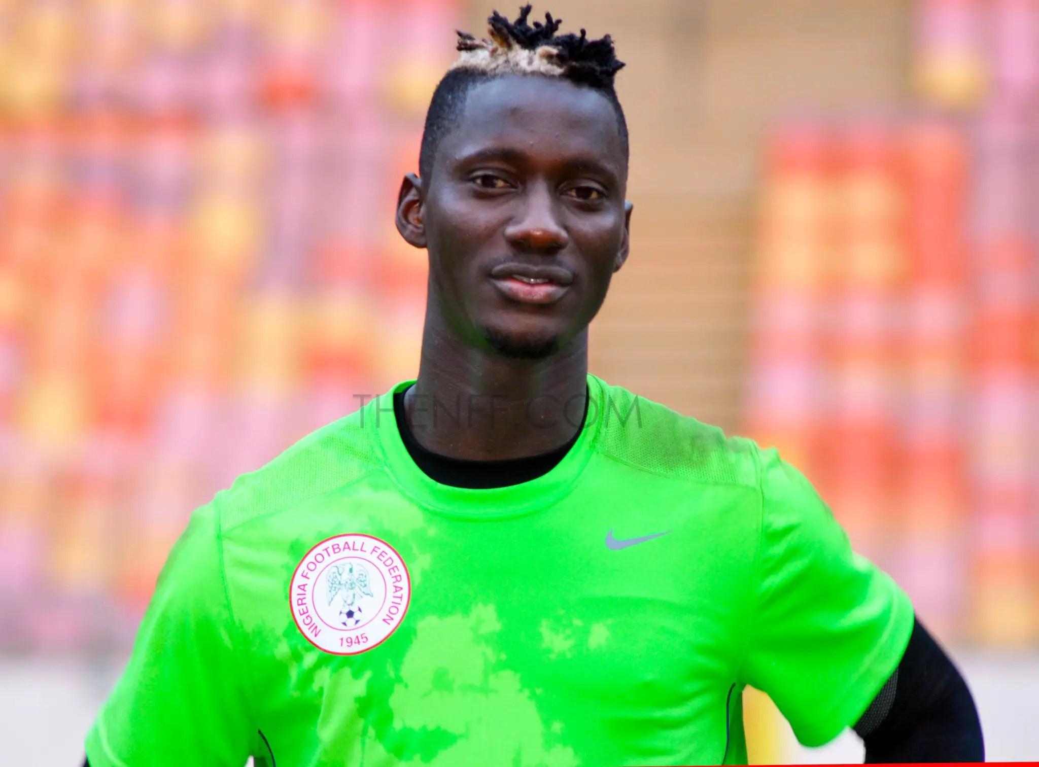 Alampasu Eager To Make Nigeria Debut Against Corsica
