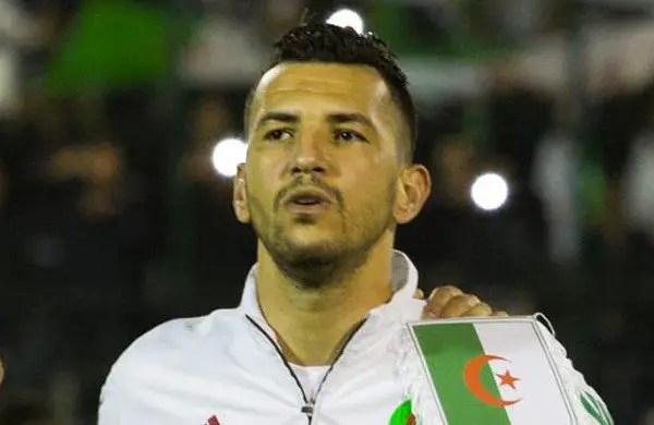 Algeria Defender, Belkaroui: Nigeria Will Be Tough