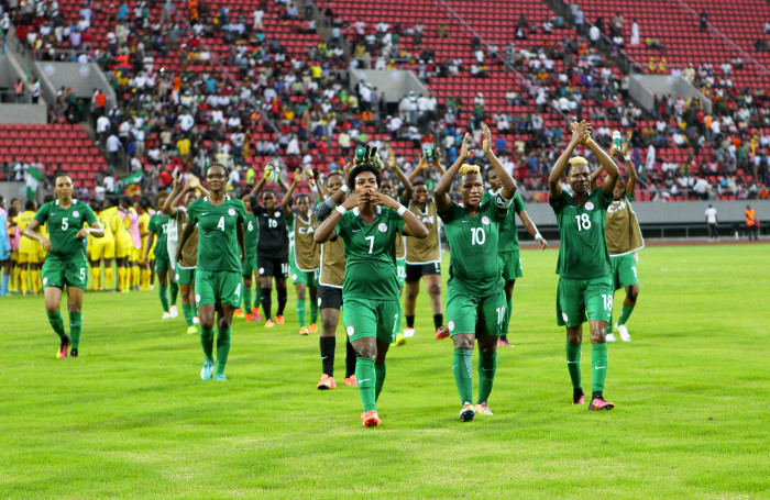 Omagbemi: Falcons Are Ready For Big Final Clash Against Cameroon