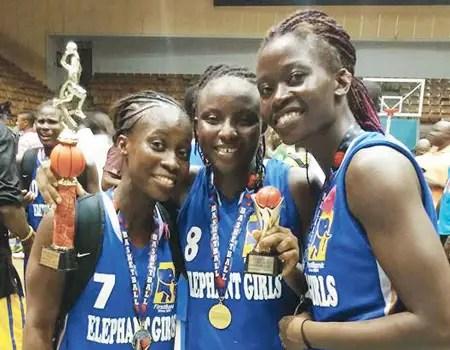 FIBA ACCW: First Bank's Akashili Targets 3rdTitle
