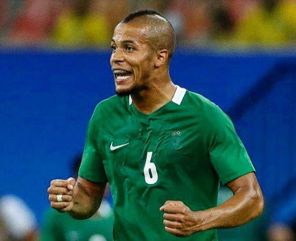 Troost-Ekong: Bring On Russia 2018 World Cup Draw!