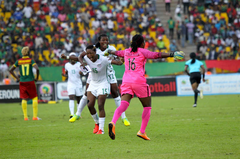 Buhari To Host Triumphant Super Falcons In Abuja Monday