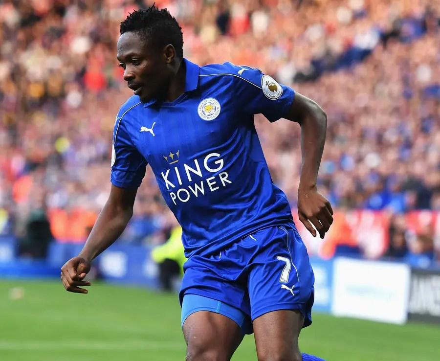 UCL: Iwobi Eyes First Goal; Musa, Iheanacho Set To Start