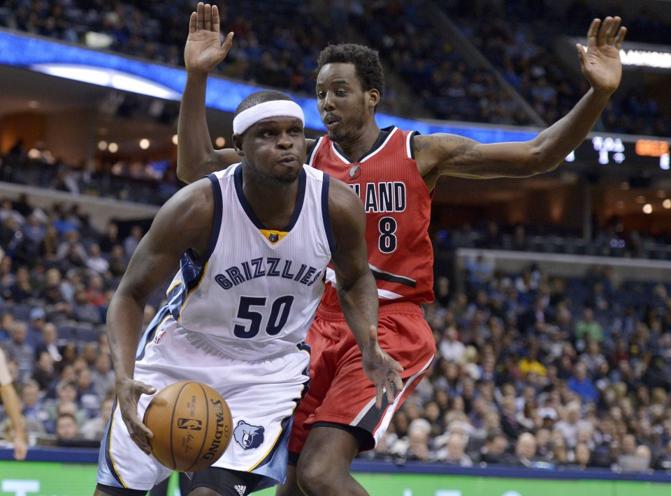 NBA:Aminu Plays For 24 Minutes In Portland Trail Blazers defeat