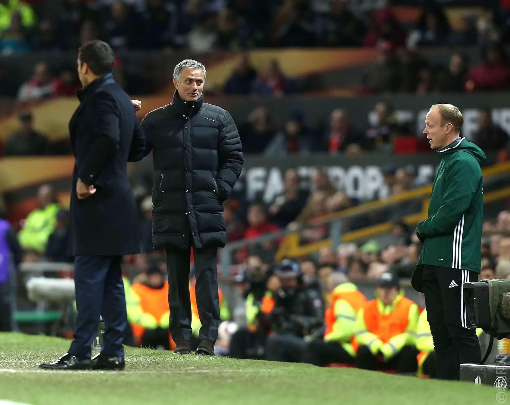 "Mourinho ""Sad"" Despite Man United Victory Over Boro"