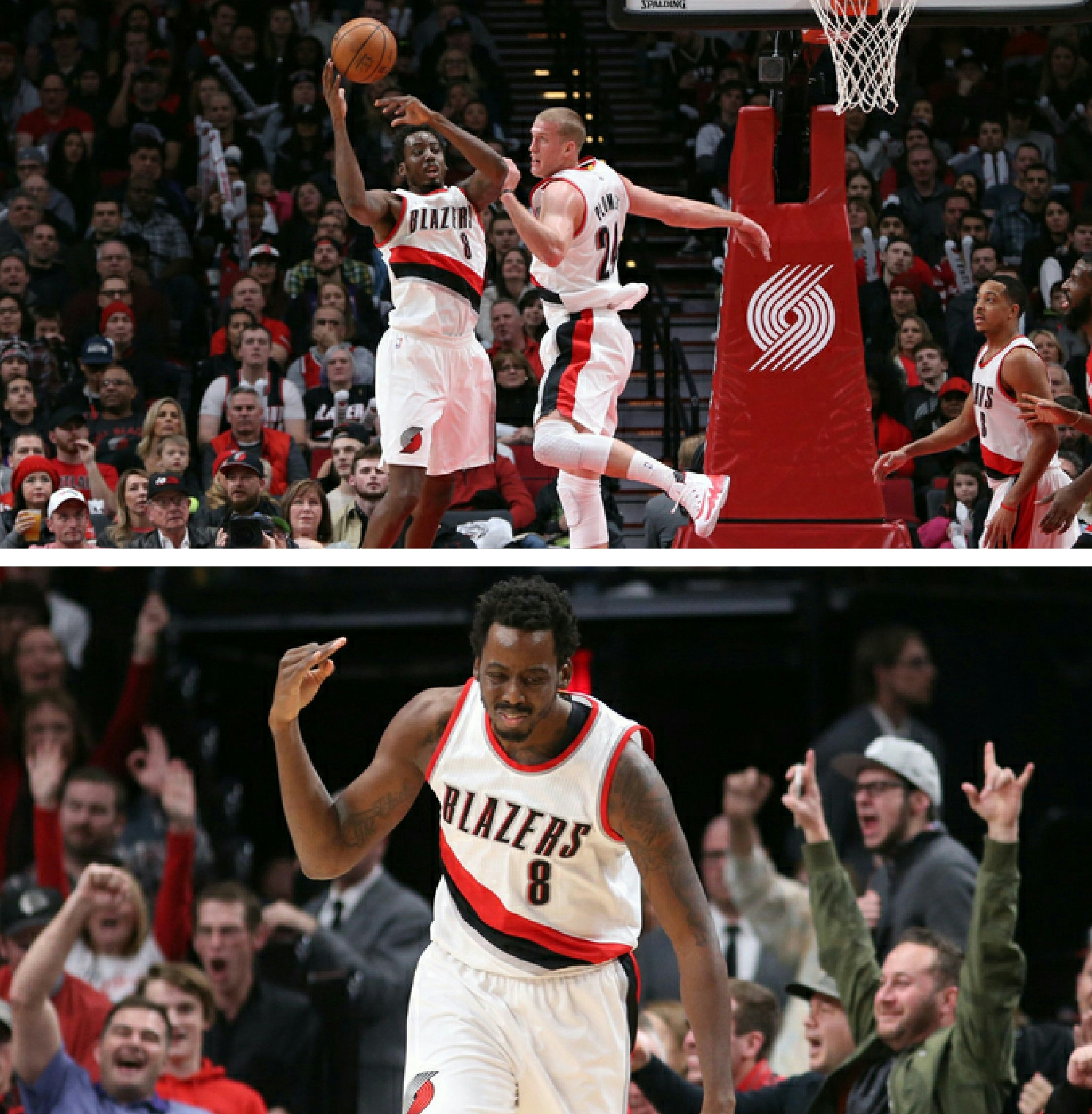 NBA: Aminu Loses 5th Straight Game With Blazers