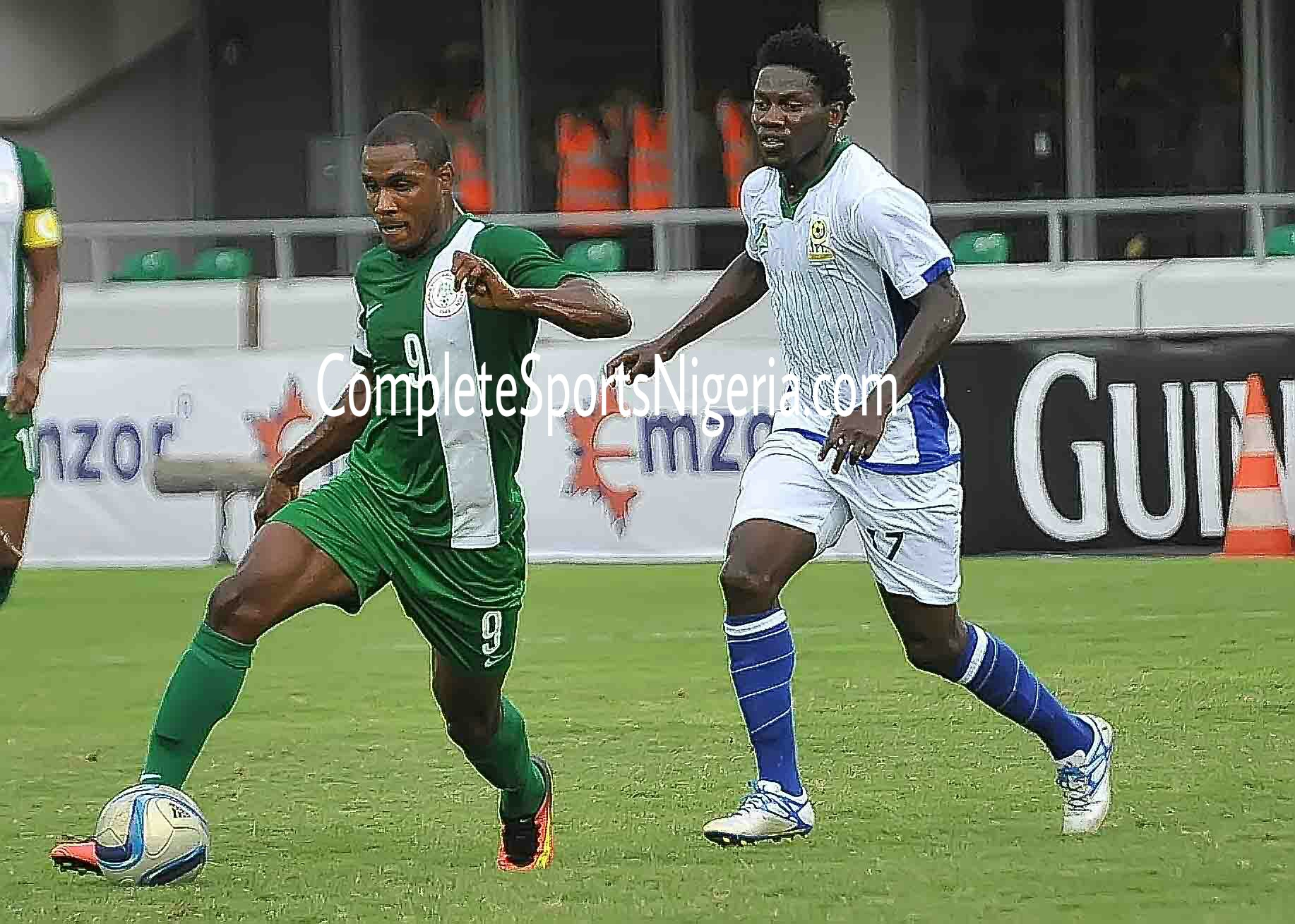 Ighalo: It Will Be Painful Watching AFCON On TV